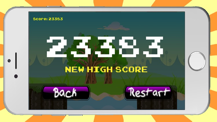 Princess Run HD screenshot-4