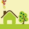 家とコテージ・HDフォトギャラリー:ドア&窓、暖炉&階段、ガーデニング·リノベーション