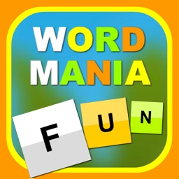 Word Mania - Free Word Search Puzzle Game For Kids