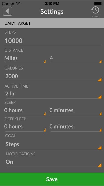 Modern Fitness App screenshot-4