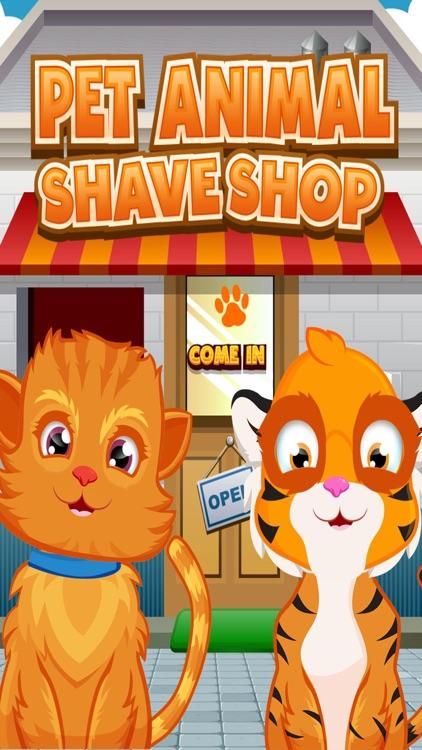Pet Shavers Grooming Haircut & Salon Spa - Free Games For Kids screenshot-4