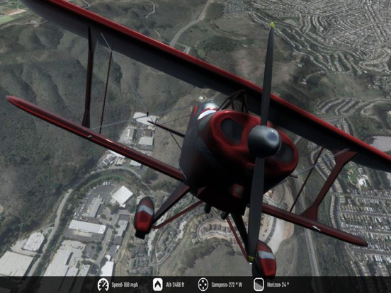 Screenshot #4 for Flight Unlimited X
