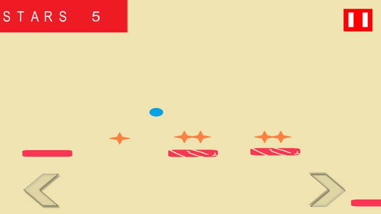 Bouncy Ball Red screenshot-1