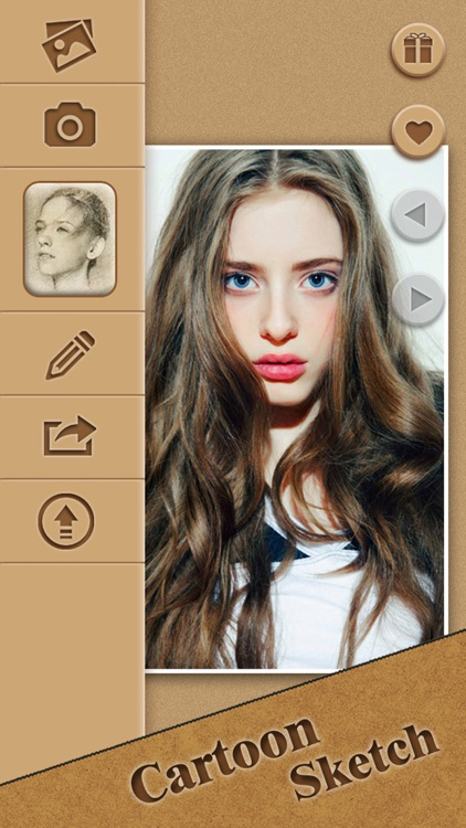 Cartoon Sketch Pro - Filter Booth to add Pencil Portrait Effect & Splash Color on Camera Photo