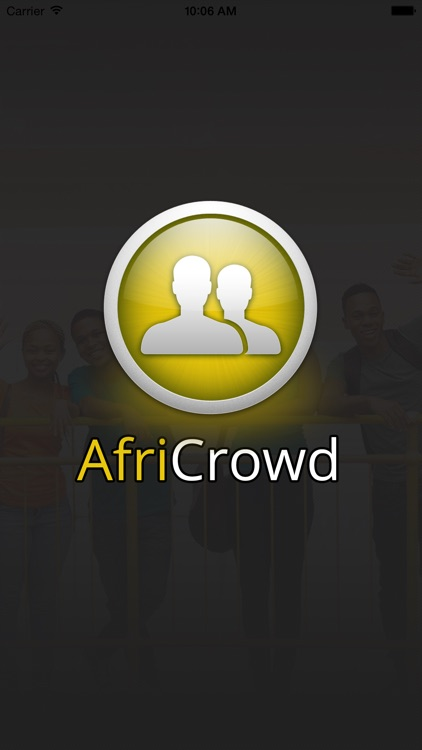 AfriCrowd - Africa's Social Network