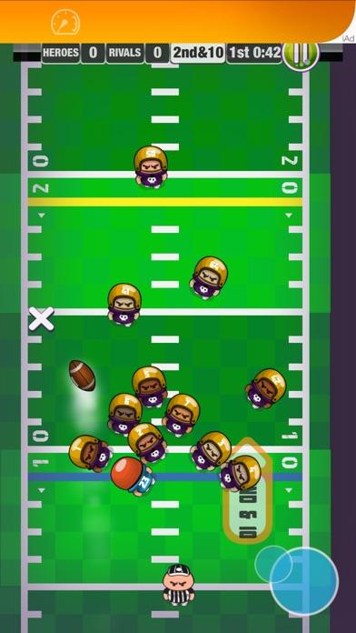 Nuke & Juke Touchdown Football iPhone