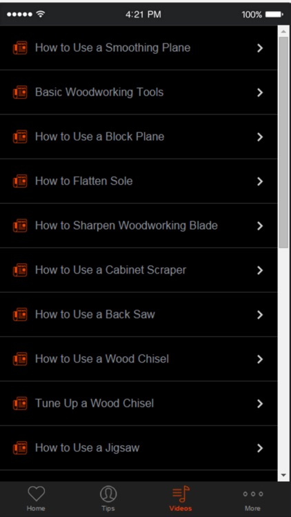 Woodworking Plans - The Guide to Easy Woodworking screenshot-3