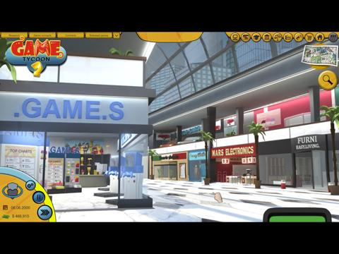 Game Tycoon 2 screenshot 5