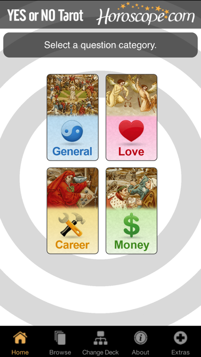 YES or NO Tarot - Instant Answer - by Horoscope.com screenshot four