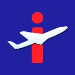 London Stansted Airport - iPlane Flight Information