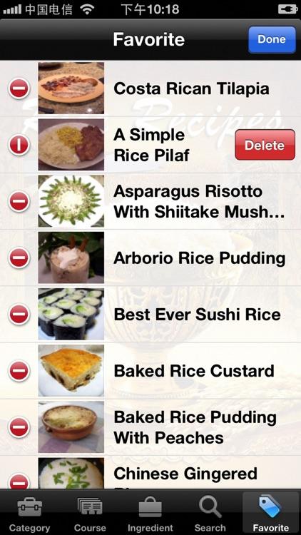 6000+ Rice Recipes screenshot-4