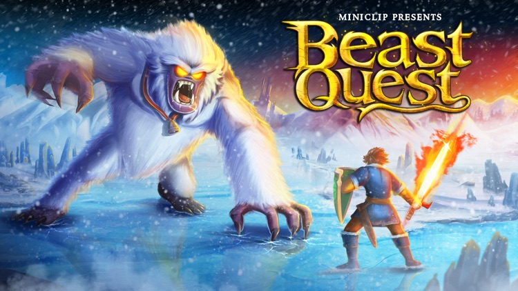 Beast Quest screenshot-0