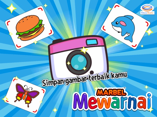 Marbel Mewarnai On The App Store