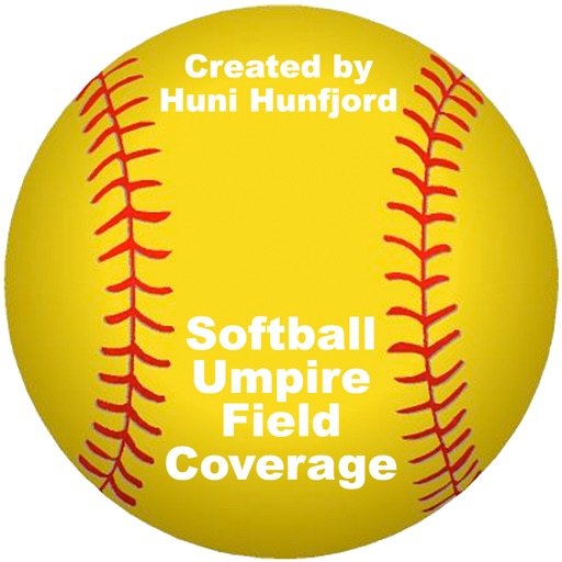 Softball Umpires Field Coverage