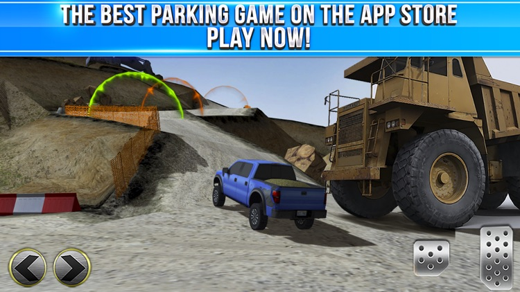 Quarry Driver Parking Game - Real Mining Monster Truck Car Driving Test Park Sim Racing Games screenshot-4