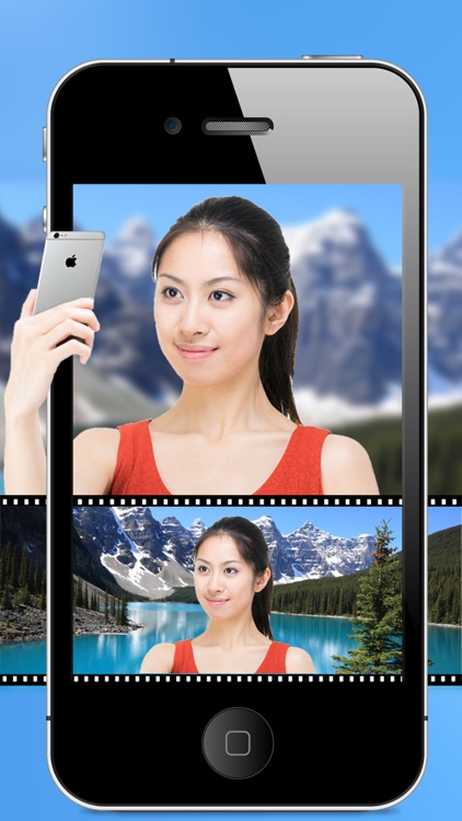 PanoSelfie: panorama selfie & wide angle group photo for free by front facing camera