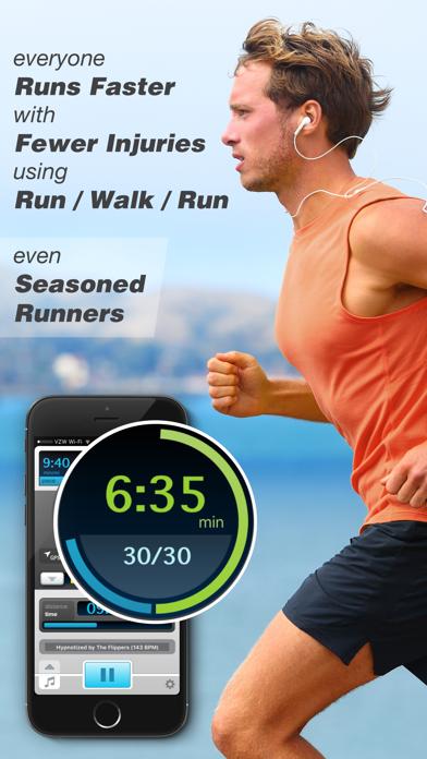Half Marathon Trainer - Run/Walk/Run Beginner and Advanced Training Plans with Jeff Gallowayのおすすめ画像3