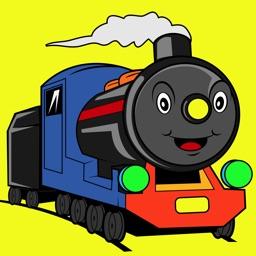 Thomas Trains & Cars Matching