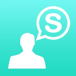 Sky Contacts - Start Skype calls and send Skype messages from your contacts