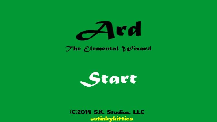 Ard: The Elemental Wizard screenshot-3