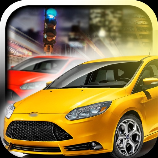 - A Crazy City Traffic Taxi Racer Game iOS App