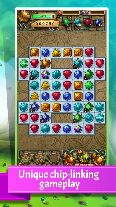 Jewel Tree: Match It puzzle (full)のおすすめ画像4