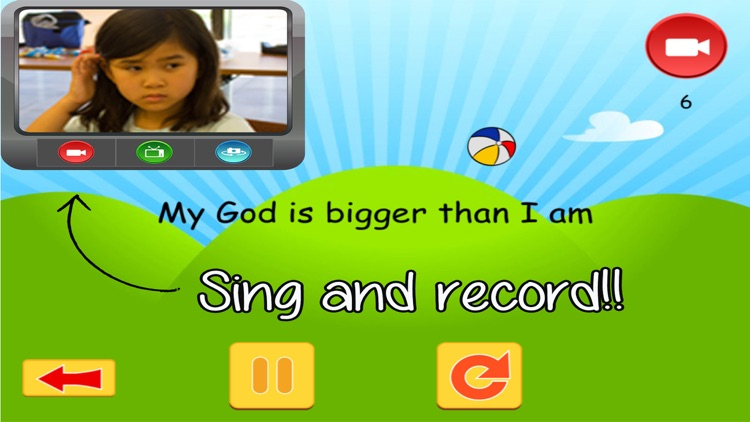 Bible Songs: Sing Along with Noah and other Bible Heroes for Children (with Music from Child Evangelism Fellowship) screenshot-4