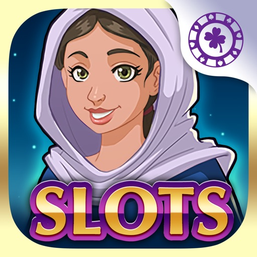 Bible Slots - FREE SLOT MACHINES GAME - Play offline no internet needed! New for 2015!