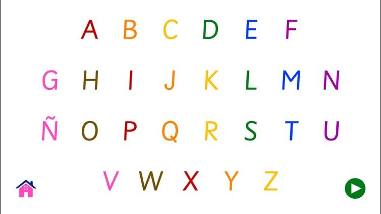 Libro de vocabulario alfabético para niños (Diccionario alfabético para Jardín de infantes y preescolar) screenshot-4