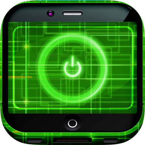 Green Gallery HD – Cool Effects Retina Wallpapers , Themes and Backgrounds