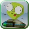 Floppy alien - drunk escape