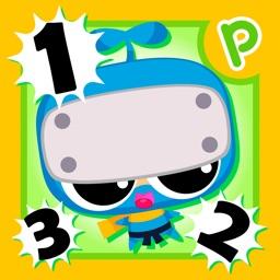 Counting Ninja - Count to 10 -