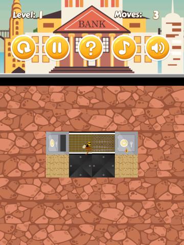 Bank Bandit - Runaway with that Gold Thief!-ipad-4