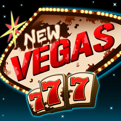`` New Vegas `` Slots Free icon