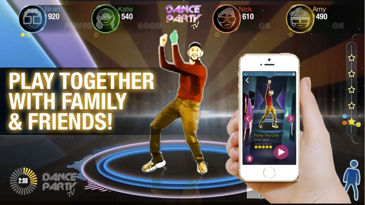 Dance Party ™ screenshot-4