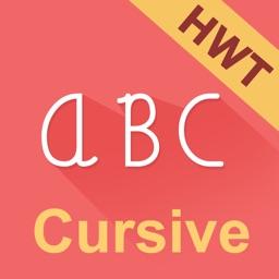 Cursive Writing HD HWT Style