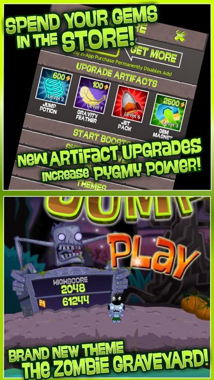 Pocket God: Ooga Jump screenshot-4