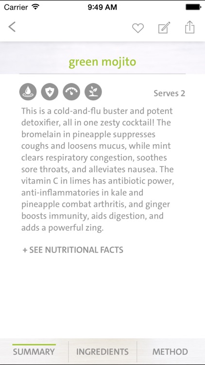 The Blender Girl Smoothies - Easy, Healthy Smoothie Recipes screenshot-3
