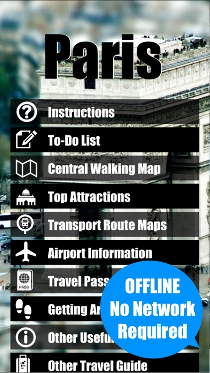 Paris metro ratp travel guides and offline city street map, underground subway maps & guide