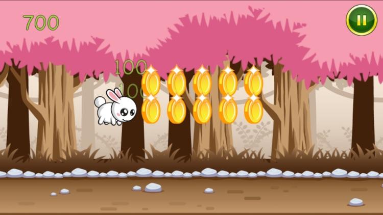 Bunny Run Lite - Endless Runner screenshot-3