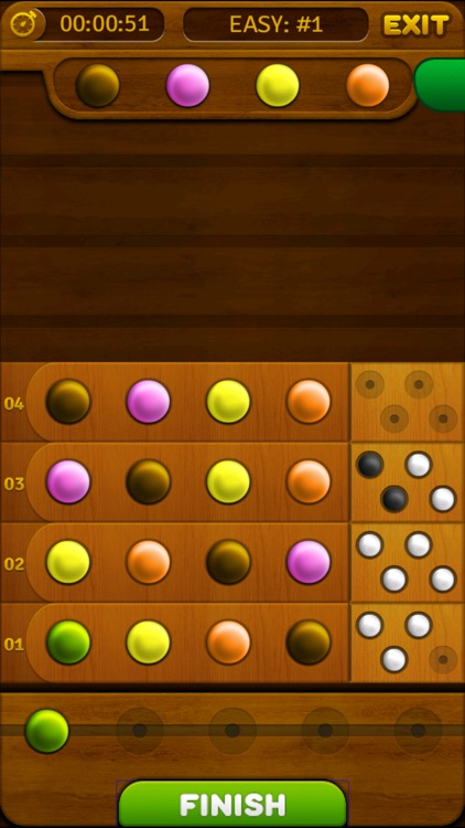 Real Code Breaker Mastermind screenshot-2
