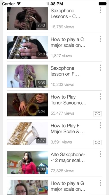 How to Play The Saxophone - Saxophone for Beginners screenshot-3