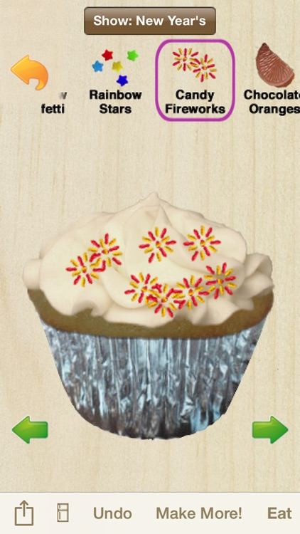 Cupcakes! Holiday Edition screenshot-3