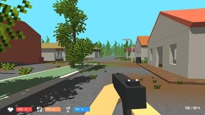 点击获取Pixel Zombie Hunt: Survivor Mode