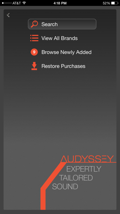 Audyssey Music Player-3