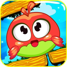 Jumpy Bird : A Tiny Bird's Flying Adventure