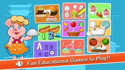 Preschool Zoo Educational Learning & Puzzle Games for