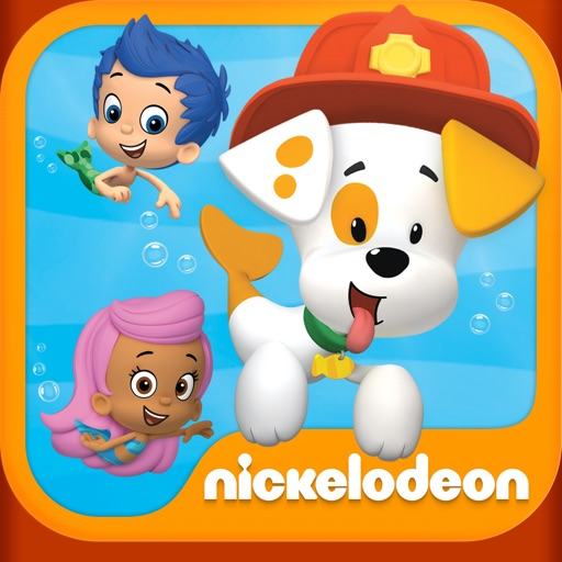 Bubble Puppy: Play and Learn for iPad - Bubble Guppies Kids Game icon