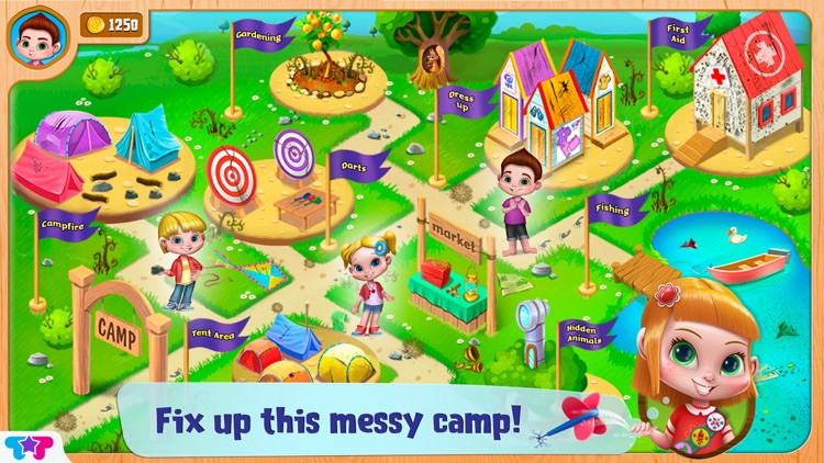 Messy Summer Camp - Outdoor Adventures for Kids