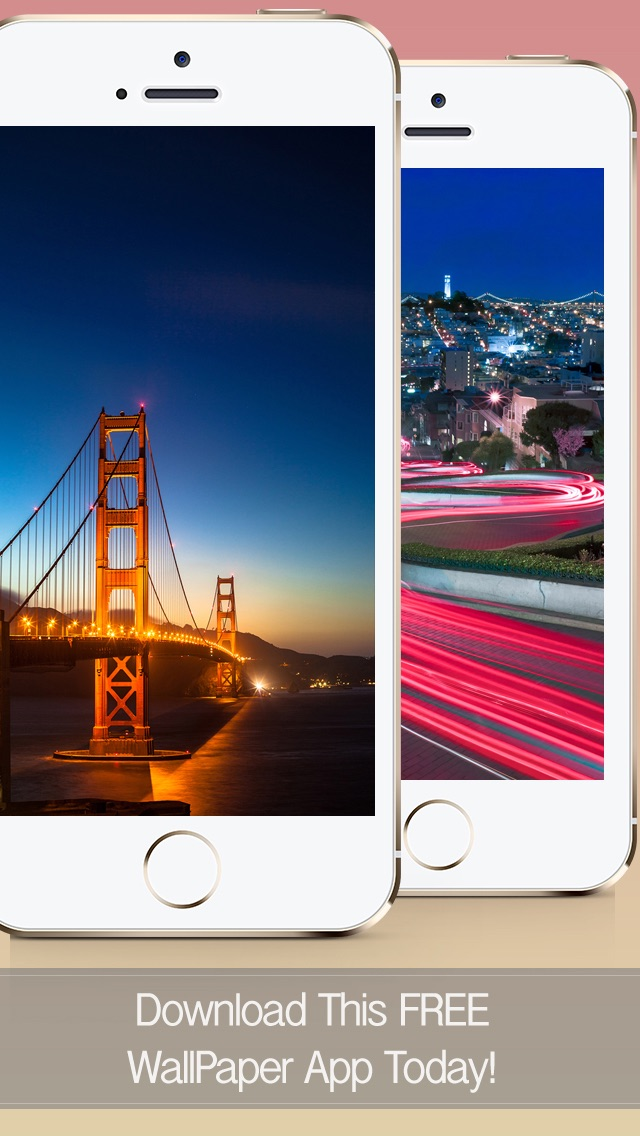 San Francisco Wallpapers & Backgrounds - Best Free Travel HD Pics of One of World's Great Cities screenshot two